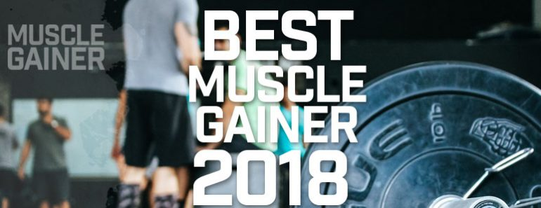 Best Muscle Gainer 2018