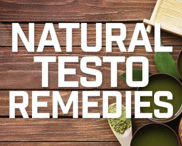 Natural Testosterone Boosting Remedies