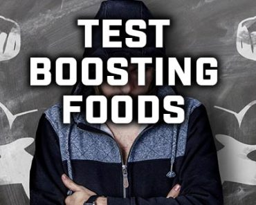 Test Boosting Foods