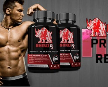 Rhino Rx Advanced Muscle Booster