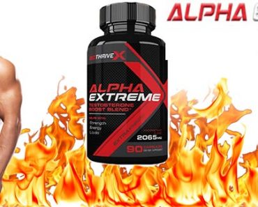 Bio Thrive X Alpha Extreme