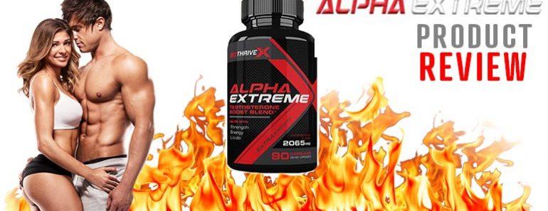 Bio Thrive X Alpha Extreme