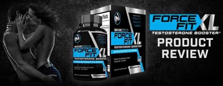 Force Fit XL Testosterone Booster