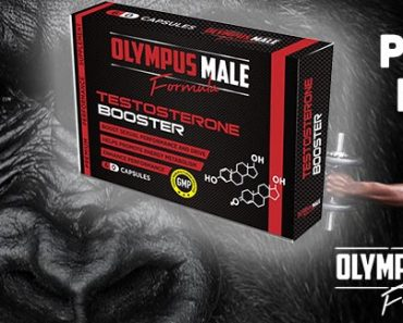 Olympus Male Formula No2 Booster
