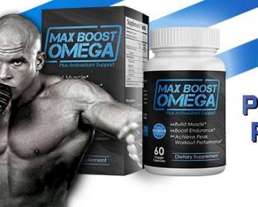 Max Boost Omega