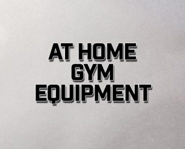At Home Gym Equipment