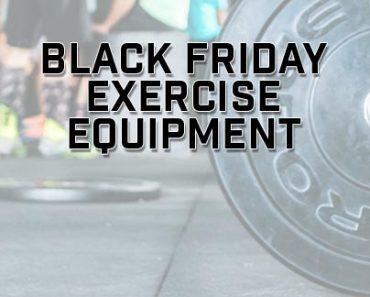 Black Friday Exercise Equipment