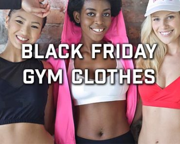 Black Friday Gym Clothes