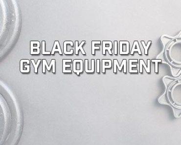 Black Friday Gym Equipment