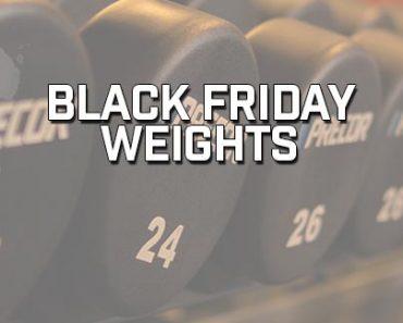 Black Friday Weights