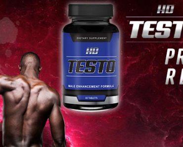 HD Testo Male Enhancement