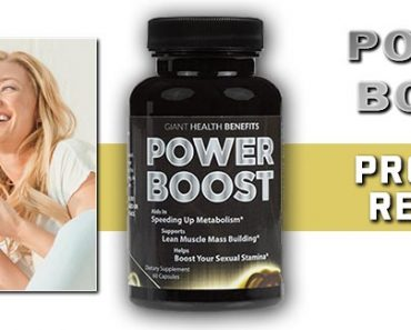 Power Boost Male Enhancement Review