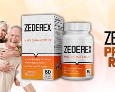 Zederex Pills
