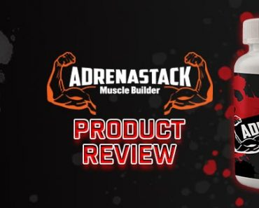Buy AdrenaStack Muscle builder