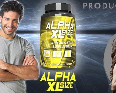 Alpha XL Size