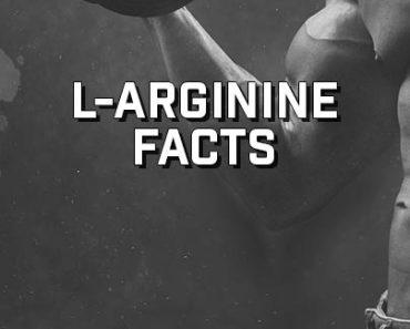 L-Arginine Facts