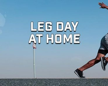 Leg Day At Home