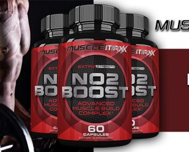 MuscleMaxx No2 Boost Review