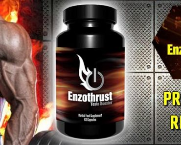Enzothrust Male Enhancement Pills