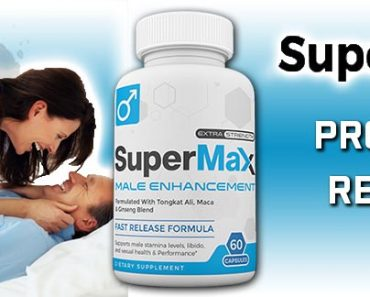 SuperMax Male Enhancement Review