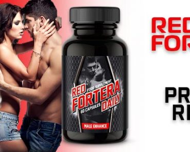 Red Fortera Daily Ingredients