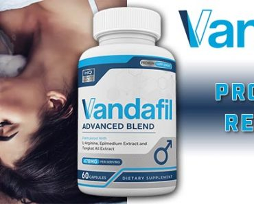 Vandafil Advanced Blend Review