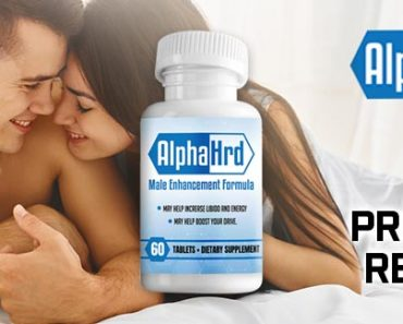 Alpha HRD Male Enhancement Pills