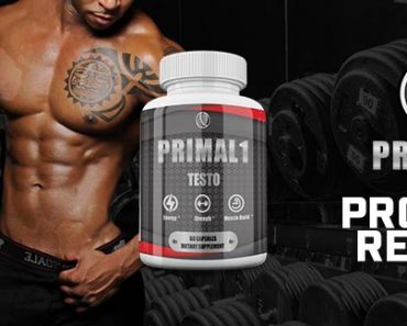 Primal1 Testo Ingredients