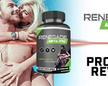 Renegade Meta Pro Pills