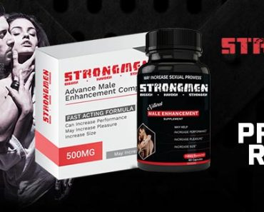 Strongmen Male Enhancement Ingredients