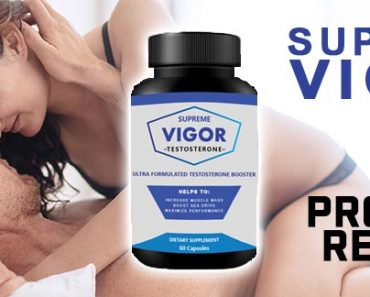 Supreme Vigor Testosterone Booster