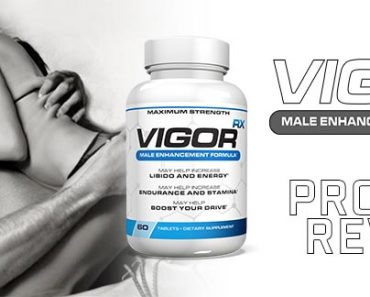 Vigor Rx Male Enhancement Pills