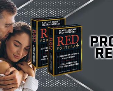 Red Fortera Male Enhancement Ingredients