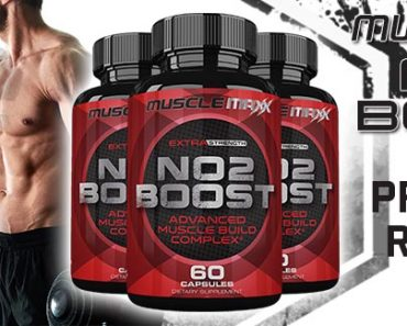 Muscle Maxx No2 Boost Review