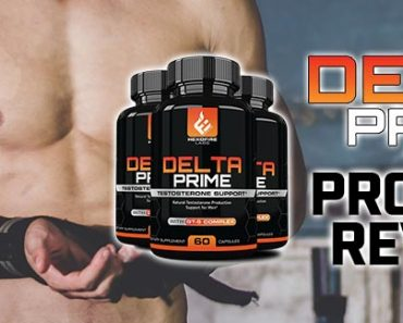 HexoFire Delta Prime Testo Booster