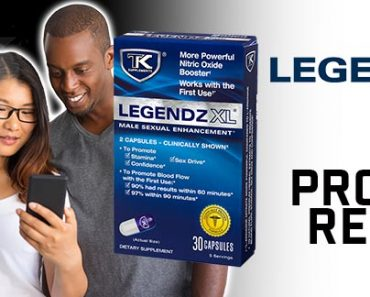Legendz XL Male Enhancement Pills