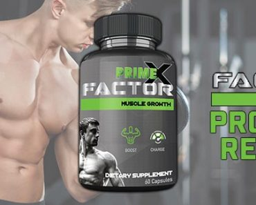 Prime X Factor Muscle Growth