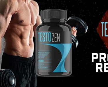 TestoZen Test Booster Ingredients