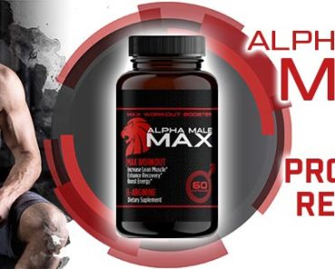Alpha Male Max Review